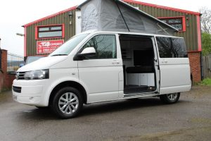 VW T5 2015 102 Bhp Campervan