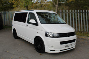 2013 VW T5 CAMPER VAN 4 BERTH