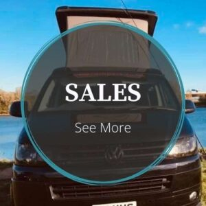 CAMPER VAN SALES YORKSHIRE AT T4 CAMPERS WAKEFIELD